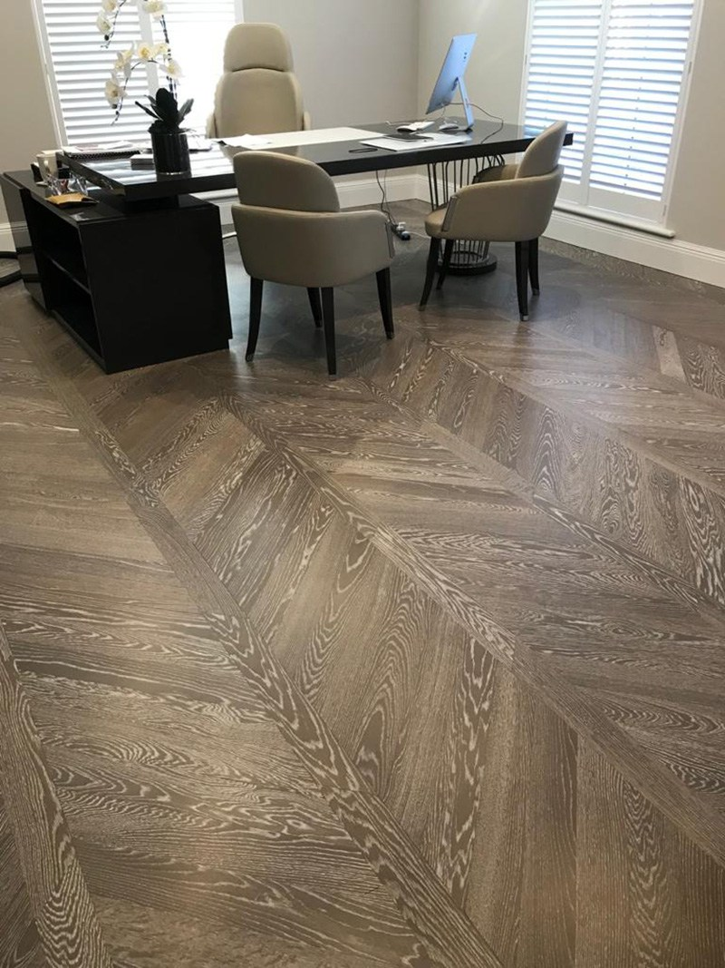 Living Floors - Wood