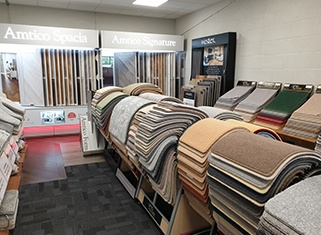 Poole Showroom - Living Floors