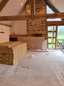 Living Floors - V4 Engineered Wood Before