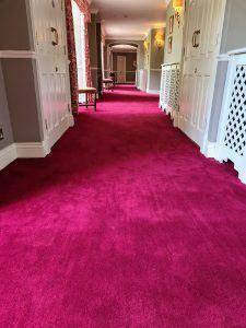 Chewton Glen Carpet - After